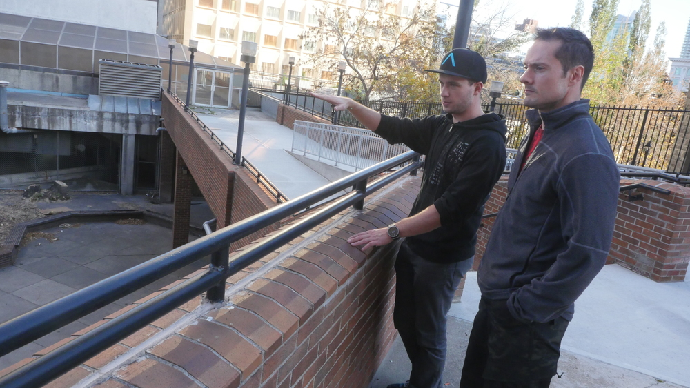 Jon directing