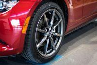 Mazda tire