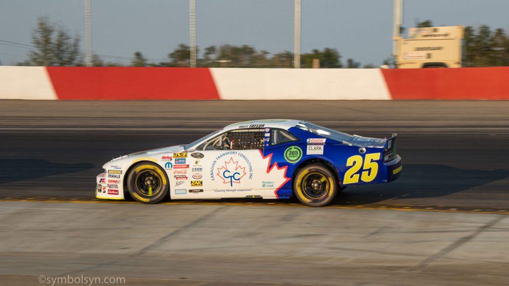 Brett Taylor Nascar Racing
