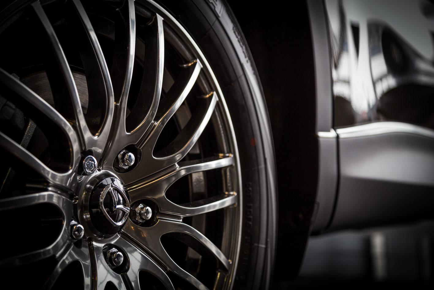 Mazda rim