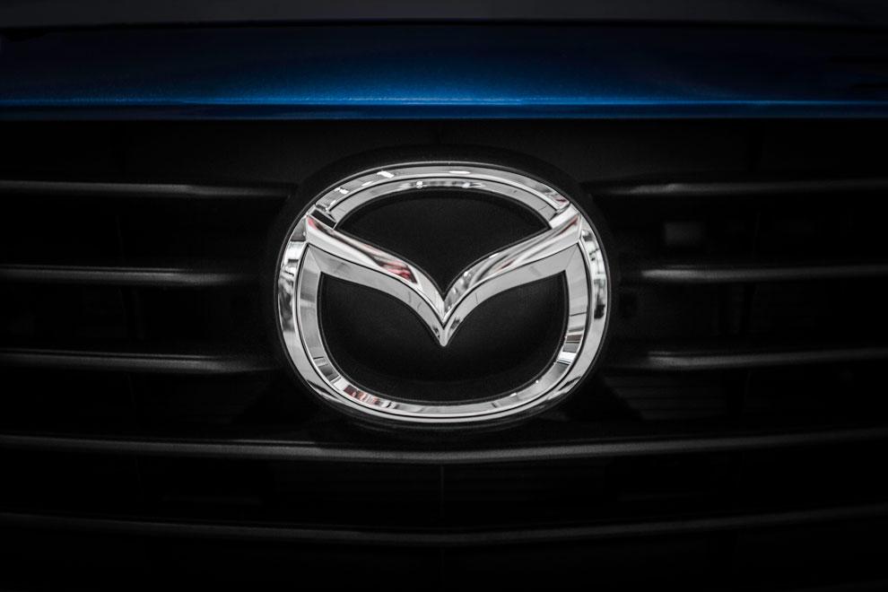 Mazda Emblem