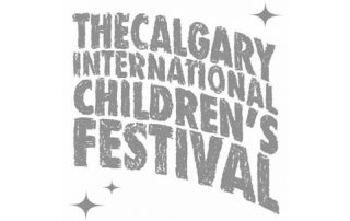 The logo of the Calgary Children's Festival, one of our event videography clients.