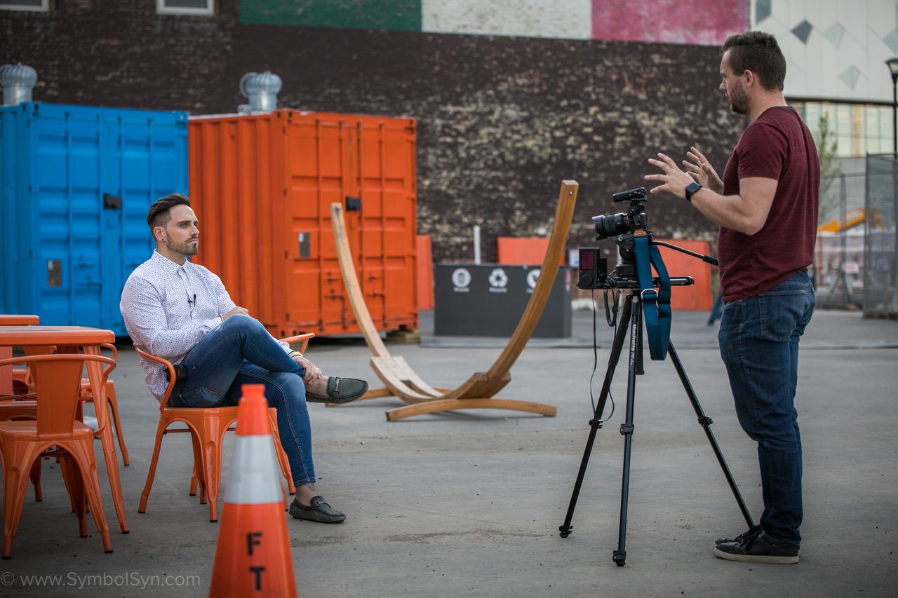 Hiring a Videographer Interview