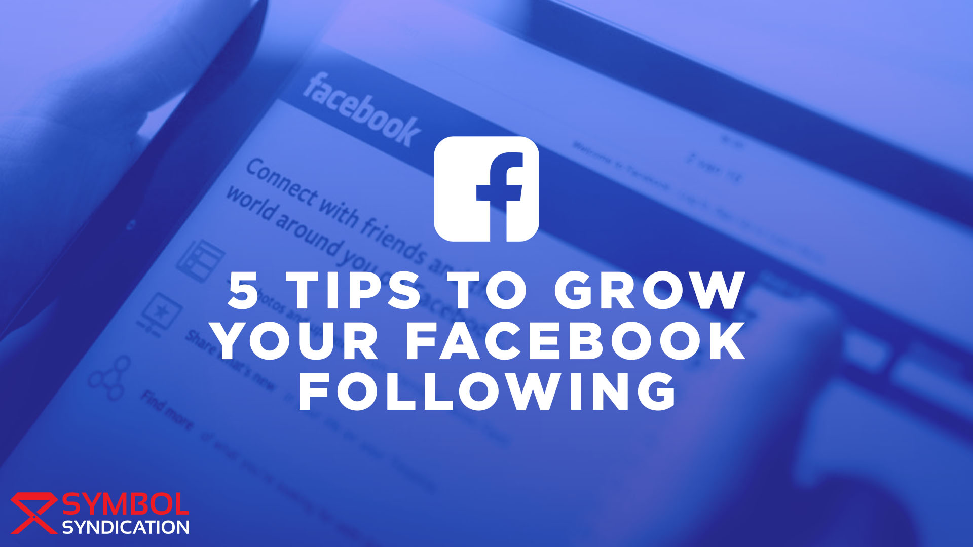 Facebook following growth tips