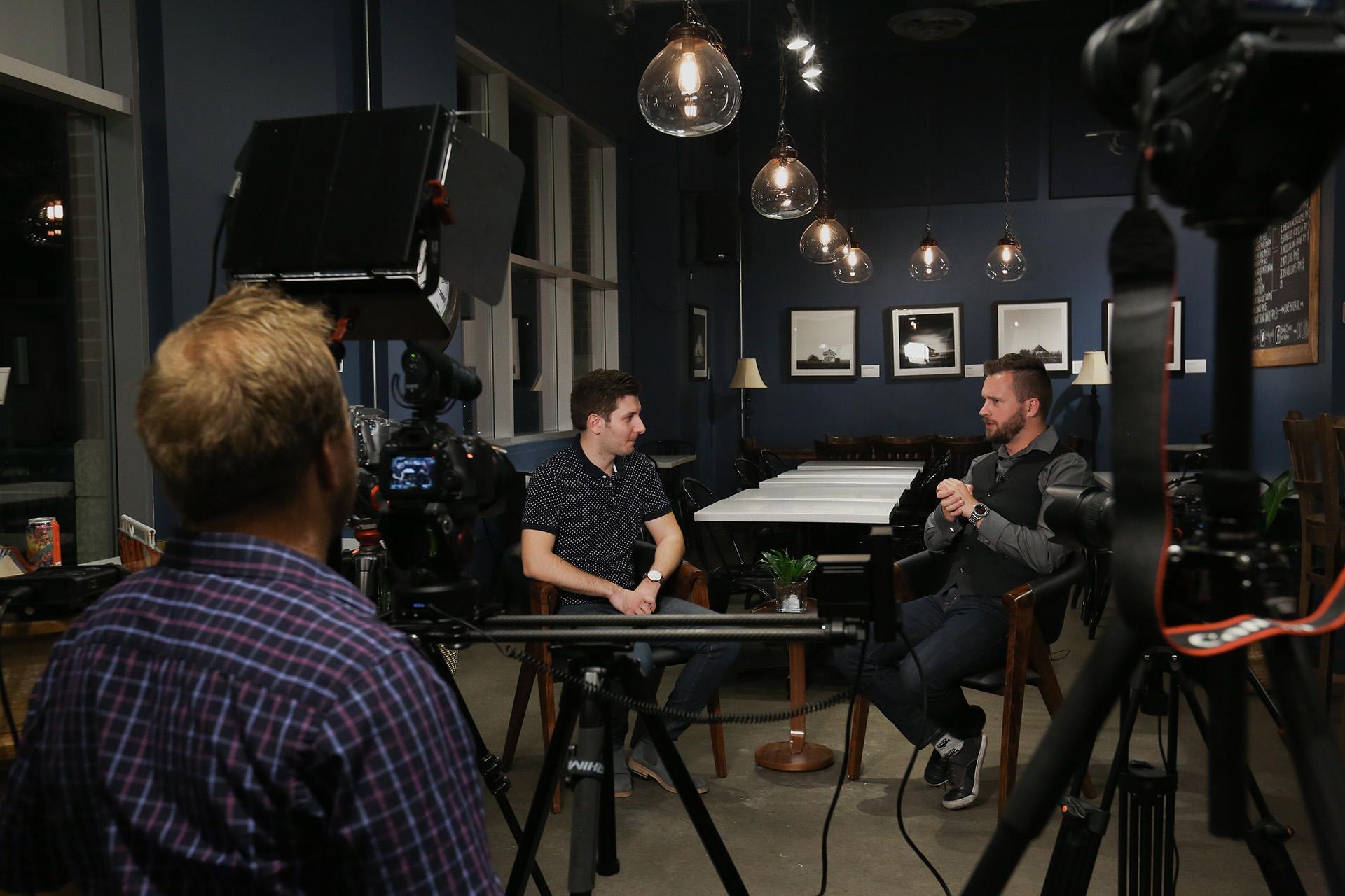 Boris Vujanovic on The Ambition Project