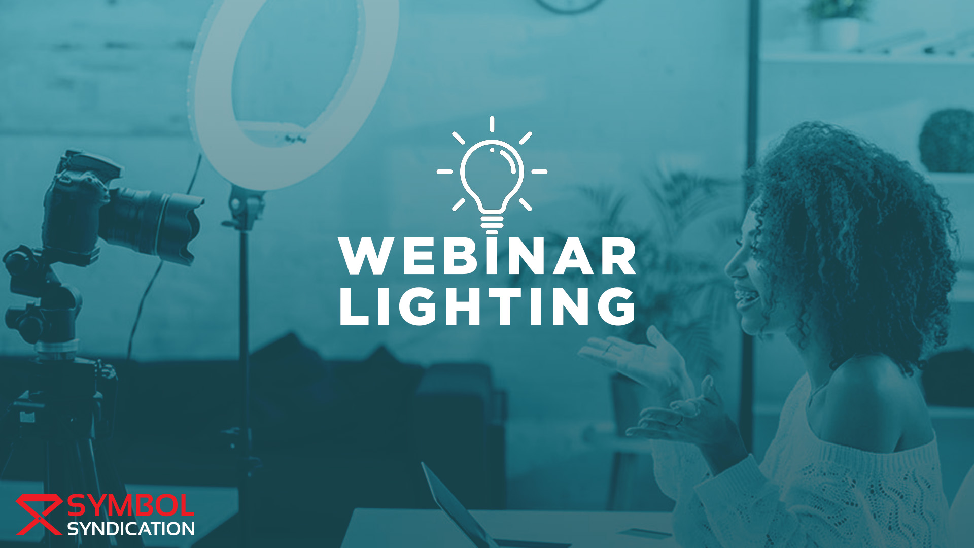Webinar Lighting Banner